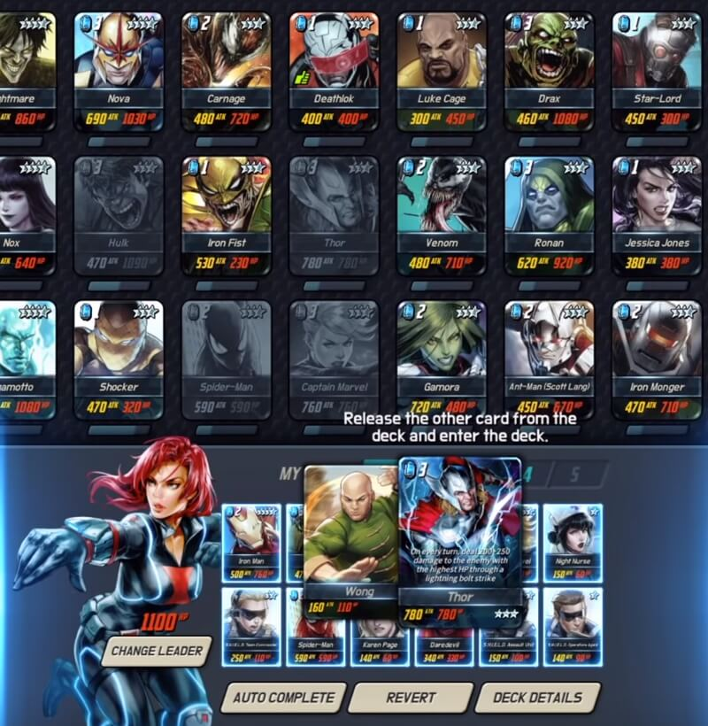MARVEL Battle Lines мод