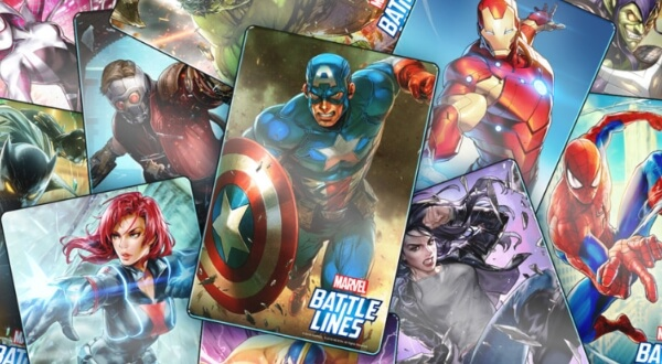 MARVEL Battle Lines взлом