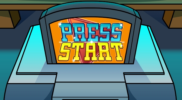 Press Start - Game Nostalgia Clicker андроид