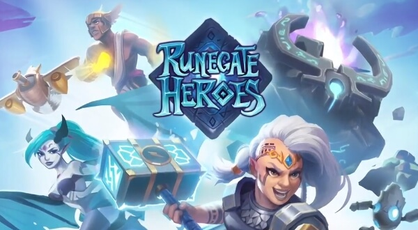 Runegate Heroes андроид