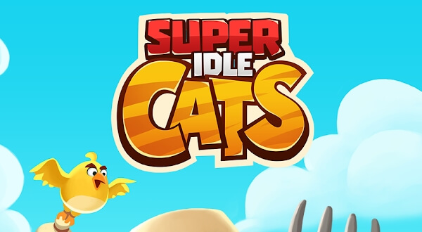 Super Idle Cats android