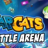 Tap Cats: Battle Arena андроид