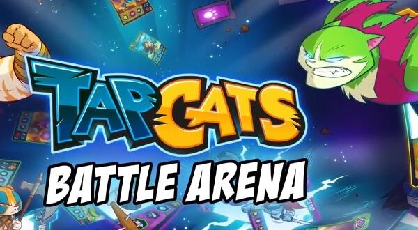 Tap Cats: Battle Arena андроид