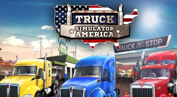 Truck Simulator America андроид