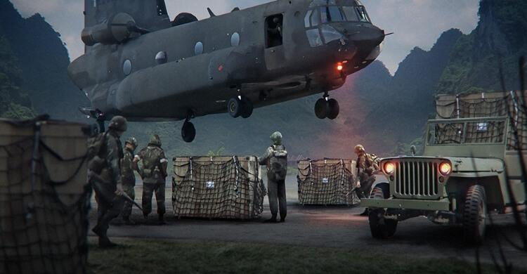 Vietnam War: Platoons hack