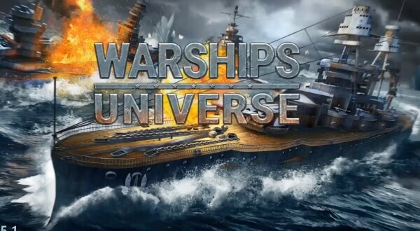 Warships Universe: Naval Battle андроид