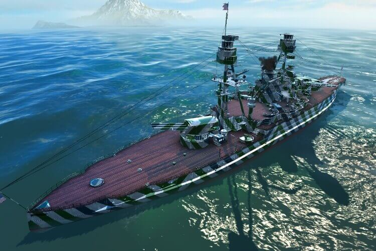 Warships Universe: Naval Battle мод