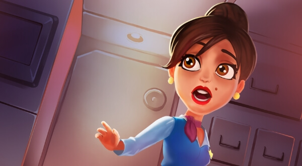 Amber's Airline андроид