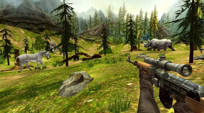 Deer Hunting 2018 mod