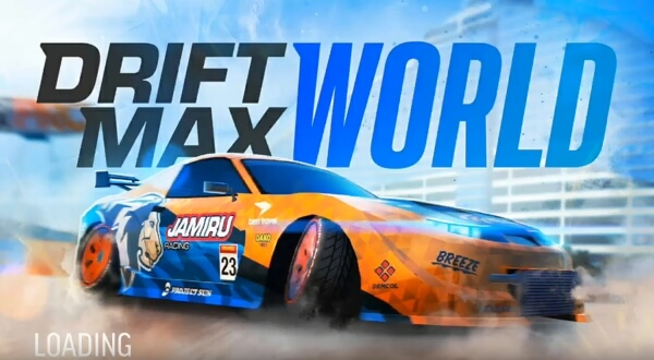 Drift Max World андроид