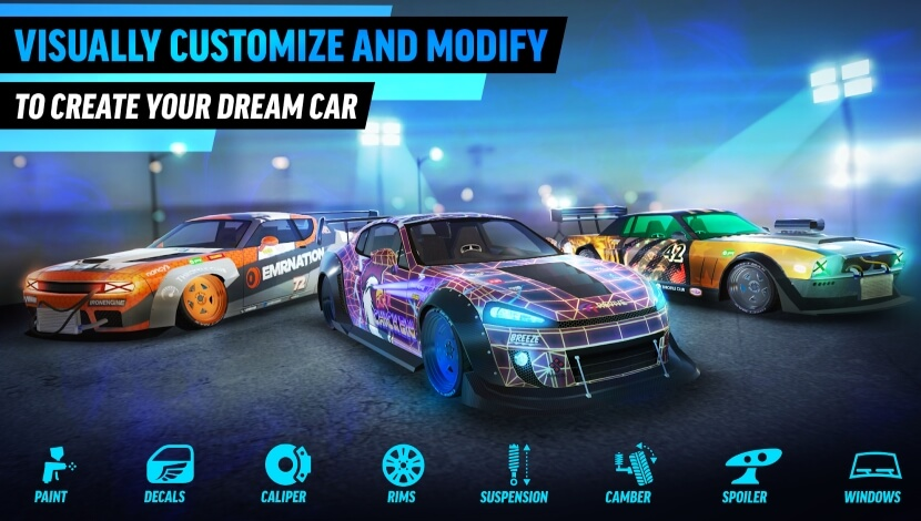 Drift Max World взлом