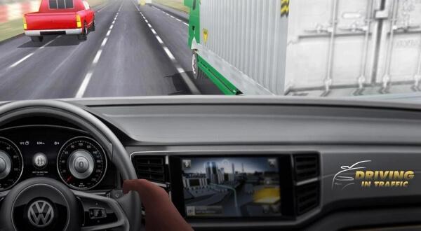 Driving in Traffic андроид