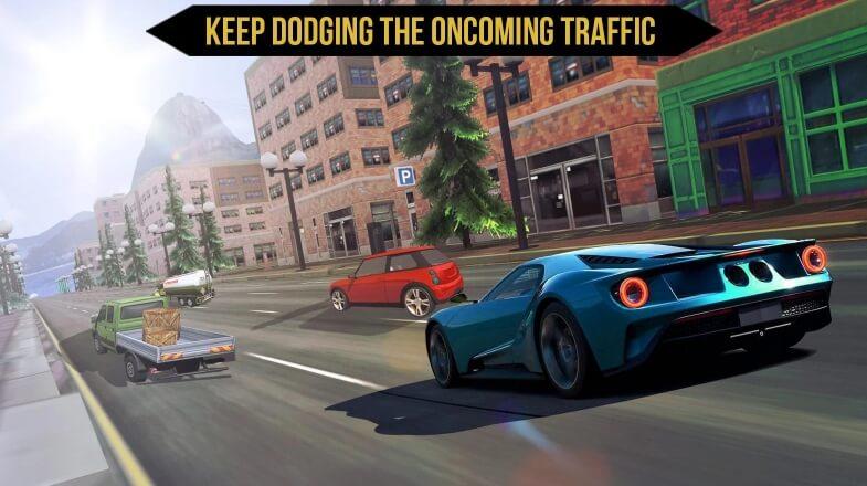 Driving in Traffic бесплатно