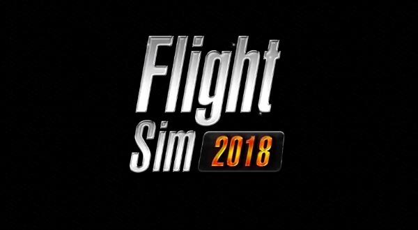 Flight Sim 2018 андроид