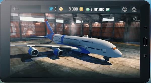Flight Sim 2018 взлом