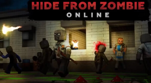 Hide from Zombies: ONLINE андроид