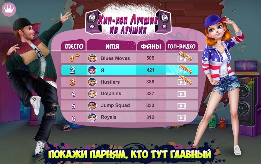 Hip Hop Battle - Girls vs. Boys Dance Clash взлом