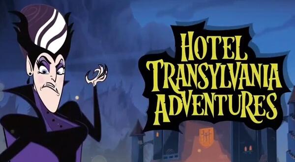 Hotel Transylvania Adventures андроид