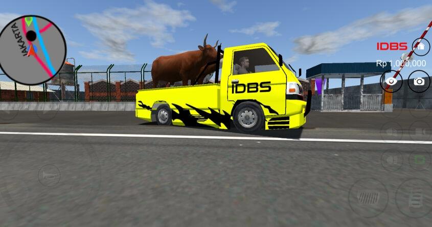 IDBS Pickup Simulator мод