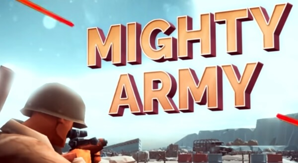 Mighty Army : World War 2 hack