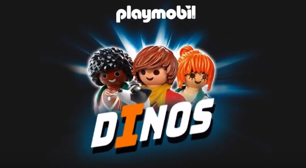 PLAYMOBIL Dinos hack