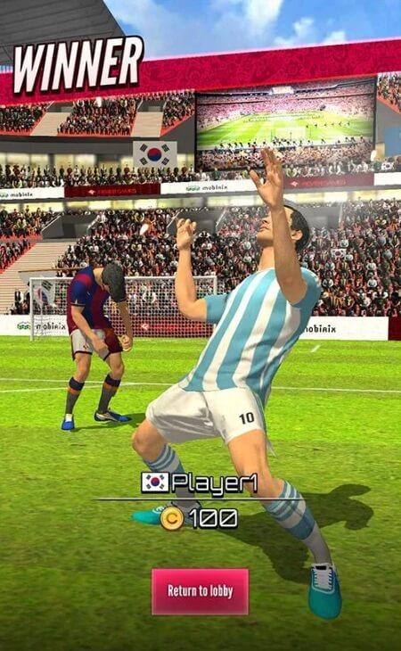 Soccer Championship-Freekick андроид
