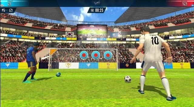 Soccer Championship-Freekick мод