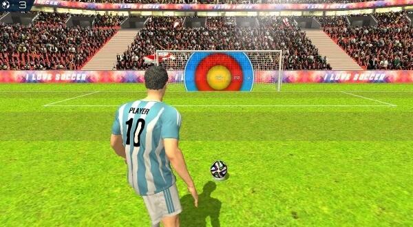 Soccer Championship-Freekick взлом