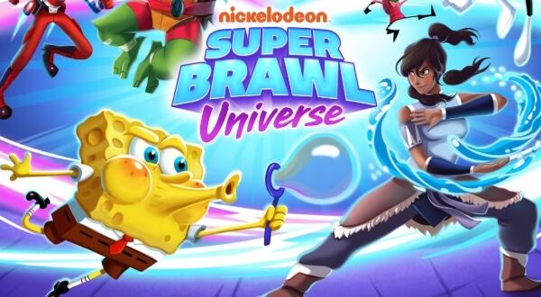 Super Brawl Universe андроид