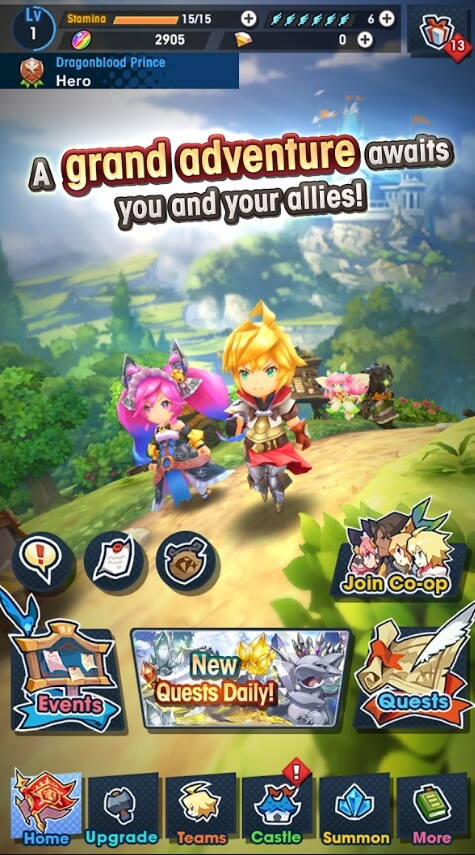 Dragalia Lost взлом