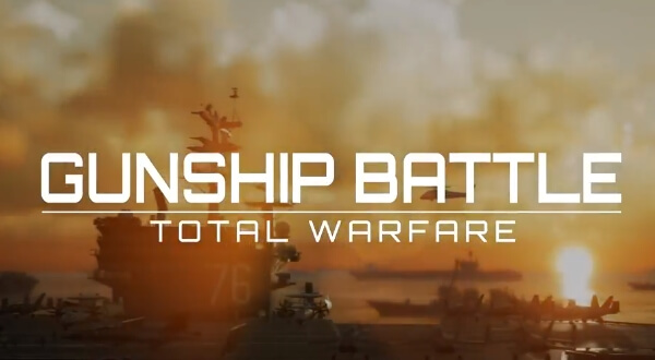 Gunship Battle: Total Warfare андроид