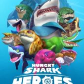 Hungry Shark Heroes андроид