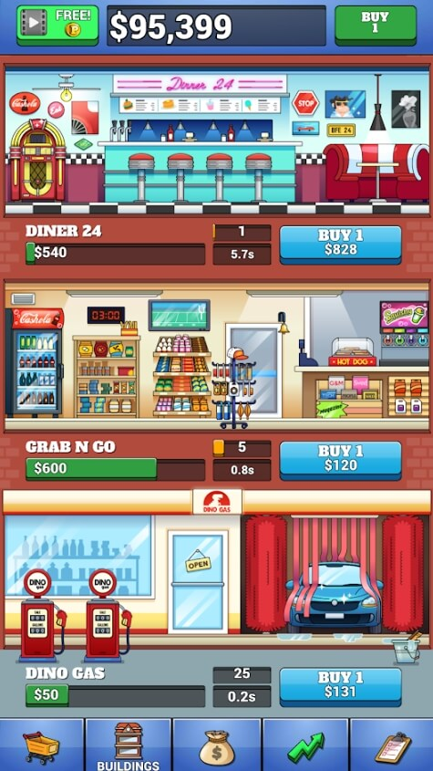 Idle Payday: Fast Money взлом