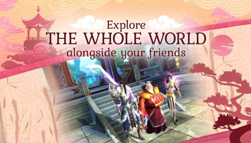Jade Dynasty Mobile mod