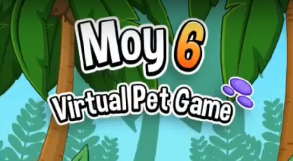 Moy 6 the Virtual Pet Game андроид