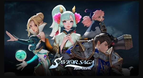 Savior Saga : Idle RPG android