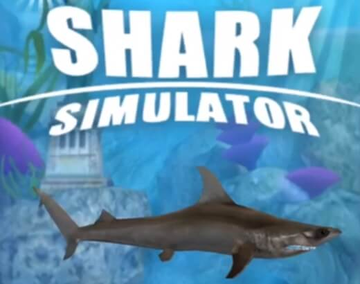 Shark Simulator андроид