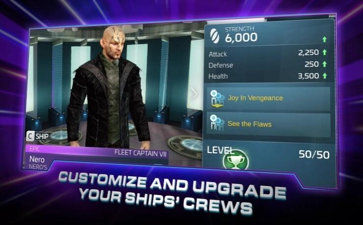 Star Trek: Fleet Command мод