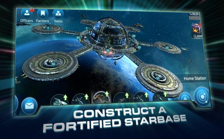 Star Trek: Fleet Command взлом