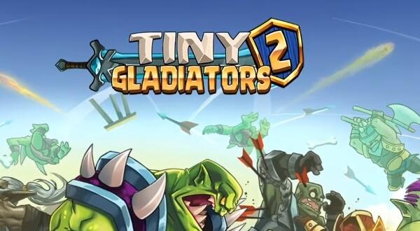 Tiny Gladiators 2 андроид