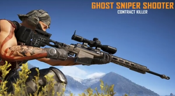Ghost Sniper Shooter андроид