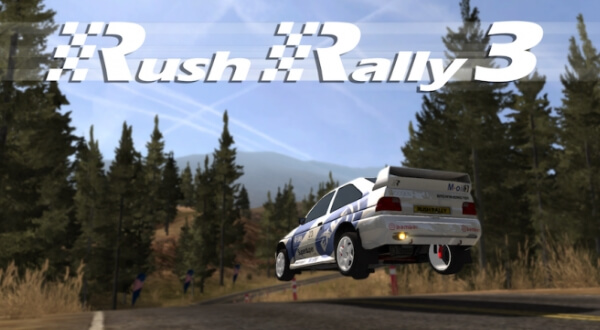 Rush Rally 3 на Android