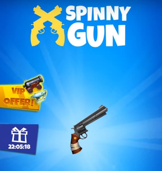 Spinny Gun андроид