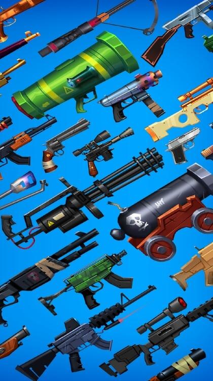 Spinny Gun мод