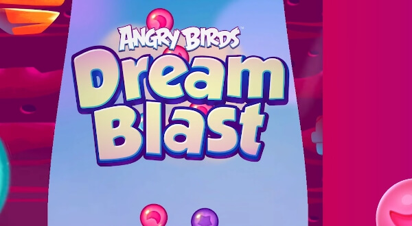 Angry Birds Dream Blast андроид