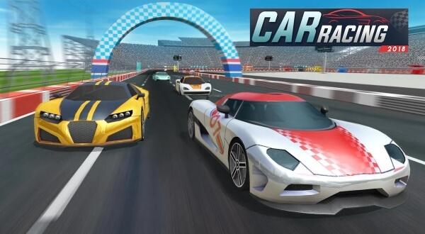 Car Racing 2018 андроид