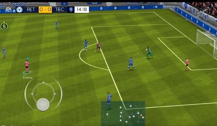 FIFA 19 MOBILE мод