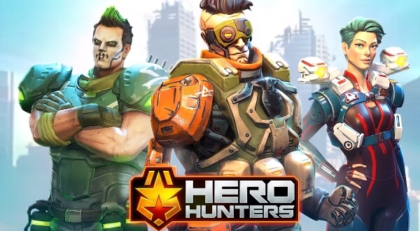 Hero Hunters android