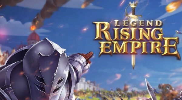 Legend: Rising Empire Андроид