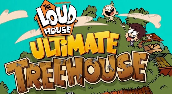 Мой Шумный Дом: Дом на дереве андроид